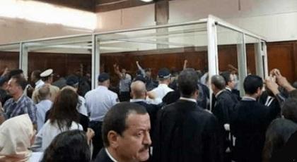 استئنافية الحسيمة تصدر حكما قاسيا يوزع 27 سنة سجنا على 12 ناشطا حراكيا