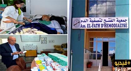 في الذكرى السنوية الـ 10 لتأسيسه.. مركز الفتح لتصفية الدم بميضار خدمات مجانية وكفاءة في التسيير