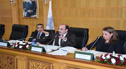 بالإجماع مجلس جهة طنجة تطوان الحسيمة يصادق على جميع نقاط الدورة الاستثنائية لدجنبر