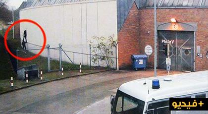 بالفيديو.. أربعة سجناء يهربون بطريقة هوليودية من أحد سجون العاصمة الألمانية برلين