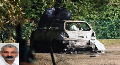 شرطة فيرونا تلقي القبض على قاصرين احرقا مهاجرا مغربيا داخل سيارته