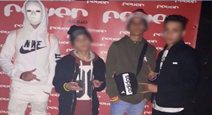 """عائلة """"غيتو"""" عصابة من المراهقين بينهم مهاجر مغربي قاصر متورط في جريمة قتل باسبانيا"""