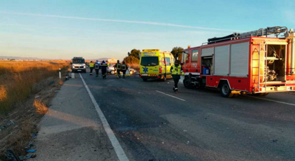 مصرع مغربي في حادثة سير بإقليم مورسيا