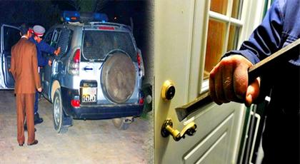 صاحب سوابق خرج لتوه من السجن يقع في قبضة درك الدريوش متلبسا بسرقة منزل وسط المدينة