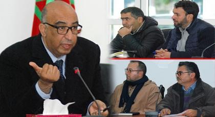 عامل الدريوش يواصل ترأس اجتماعات اللجنة الإقليمية لتقييد الأشخاص غير المسجلين في سجلات الحالة المدنية