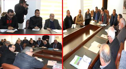 الدريوش.. رئيس المجلس الإقليمي يجتمع برؤساء الجماعات لإعداد وثيقة شاملة لبرنامج التنمية