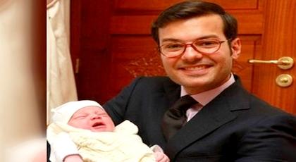فرحة بالقصر الملكي.. الأمير مولاي إسماعيل ابن عم الملك يرزق بمولودة جديدة