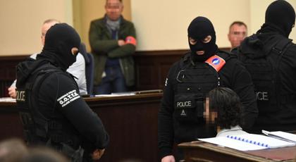 التفاصيل الكاملة لأولى جلسات محاكمة الريفي صلاح عبد السلام أحد منفذي هجوم باريس