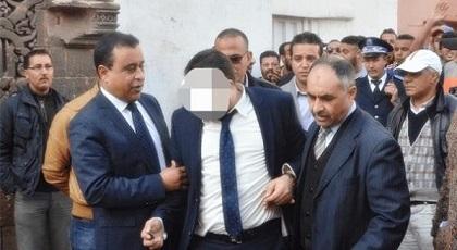 توقيف قائد استغل فتاة قاصرا جنسيا ورفض الزواج منها والمحكمة تتابعه