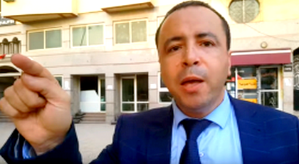 هذا ما قاله محامي نشطاء الحراك  في أول خروج له بعد الحكم عليه بـ 20 شهرا نافذة