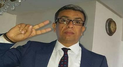 زوجة المهداوي الصحفي المعتقل في ملف حراك الريف تتهم مدير سجن عكاشة بهذا الامر