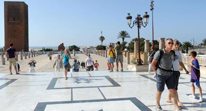 المغرب يحقق رقما قياسيا في المجال السياحي خلال السنة الماضية