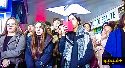 بالفيديو..مشاركة المئات في مسيرة تأبينية لشاب ناظوري قتل في حادث مأساوي