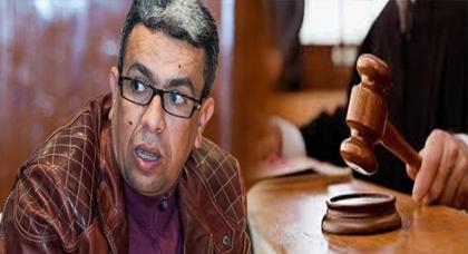 المهداوي يثور داخل المحكمة بسبب مدير سجن عكاشة.. والقاضي يؤجل الجلسة