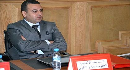 مدير أكاديمية الشرق في زيارة تفقدية للوقوف على سير المشاريع بإقليم الناظور