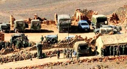 المغرب يستنفر الأجهزة العسكرية بالحدود مع الجزائر ويعتزم إحداث 10 مراكز متطورة للمراقبة لهذا السبب