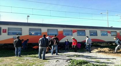 فاجعة.. مصرع ستة أشخاص وأربعة عشر جريحا أغلبهم نساء في إصطدام قطار بحافلة لنقل العمال