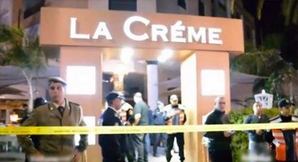 علاقة بحادث مقهى لاكريم.. انتهاء التحقيق مع منفذ الجريمة