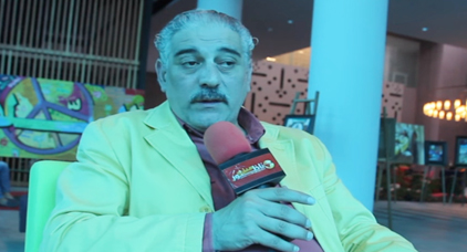 """مثير.. الممثل المغربي """"محمد الشوبي"""" يتعرض للسرقة وسط سوق شعبي بالحسيمة"""