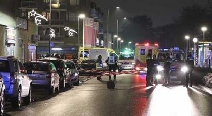 بلجيكا.. تبادل إطلاق النار بأونفيرس البلجيكية يسفر عن إصابة شخص
