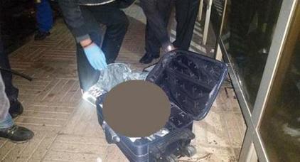 الاعدام لوحش بشري قام بتقطيع شابة بواسطة منشار والتخلص منها داخل حقيبة