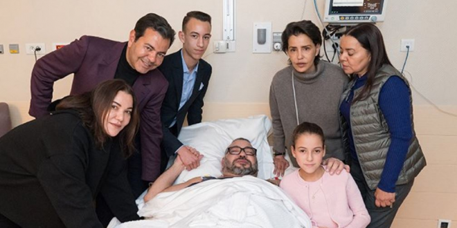 لأول مرة.. هذا هو سبب مرض الملك محمد السادس وهنا يتواجد بعد خروجه من المصحة