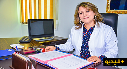 الدكتورة نادية البوطي.. كفاءة نسائية جمعت بين الطب والتسيير الإداري لمستشفى الحسني بالناظور