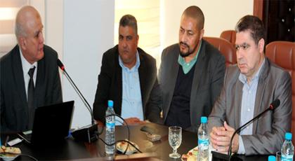 المجلس الإقليمي للدريوش يجتمع مع مسؤولين عن قطاع التكوين المهني لهذا السبب