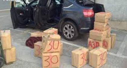 منظمة مراقبة المخدرات: المنتجون المغاربة ابتكروا أساليب جديدة  للتهريب الحشيش