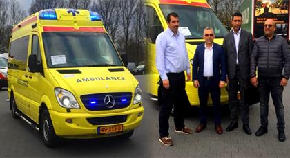 بشرى لساكنة دوار عين عمار بامطالسة.. أفراد الجالية يقتنون سيارة إسعاف مجهزة لخدمة الساكنة