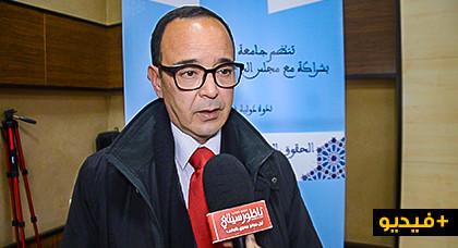 السراج: مجلس الجالية يحاول ملء ثغرة انعدام وجود سياسة عمومية مندمجة تتعلق بمغاربة العالم بالمغرب