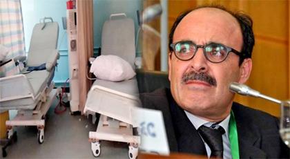 العماري يحمل رداءة المعدات الطبية في مستشفيات طنجة و الحسيمة لوزارة الصحة