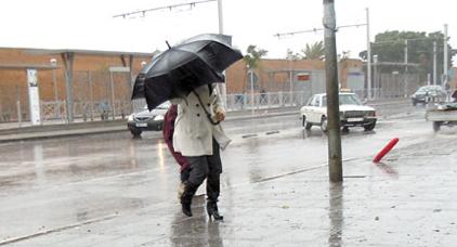 هذه هي المناطق التي ستعرف نزول أمطار رعدية اليوم السبت