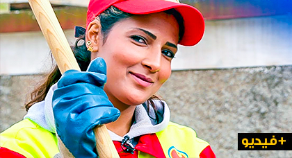 سناء.. أم لطفلين اختارت مهنة شريفة لتصبح ملكة جمال عاملات النظافة في المغرب