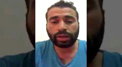 بسبب منع عائلته من زيارته.. أحمجيق يخوض معركة الأمعاء الفارغة ضد إدارة سجن عكاشة