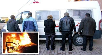 السكر العلني وإضرام النار في ممتلكات الدولة يقود عصابة ضمنها فتاة للاعتقال بوجدة
