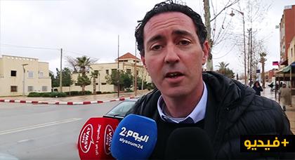 البرلماني بلافريج: الوضع المعاش في جرادة يوحي بأنها مدينة من القرن التاسع عشر