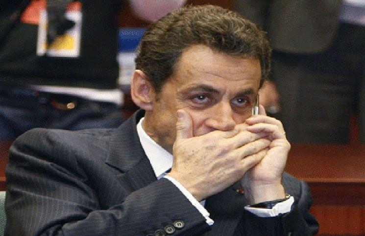 اعتقال الرئيس الفرنسي السابق بتهمة تبييض الاموال في حملاته الانتخابية