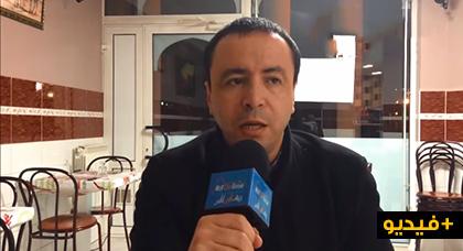 إستمعوا لأول تصريح خرج به المحامي البوشتاوي بعد تداول خبر مغادرته المغرب نحو أوروبا