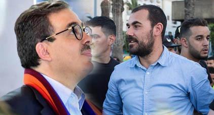 """هذا ما قاله ناصر الزفزافي عن مدير نشر """"أخبار اليوم"""" الصحافي توفيق بوعشرين"""