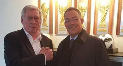 رسميا..الاتحاد البلجيكي لكرة القدم يدعم ملف ترشح المغرب لتنظيم المونديال
