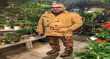 تزامنا مع استفزازات البوليساريو.. صورة جديدة للملك بزي عسكري وهاته دلالاتها
