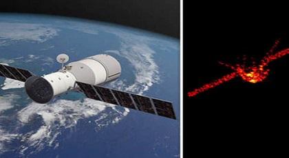 وأخيرا.. محطة الفضاء الصينية تسقط بعيدا وتنهي تهديدها للمغرب