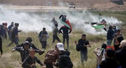 اللجنة الدولية لدعم الشعب الفلسطيني تدين جرائم الاحتلال الإسرائيلي وتطالب بتشكيل لجنة تحقيق دولية