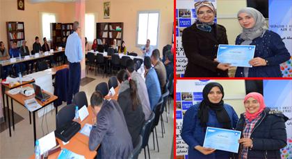 منتدى أنوال بميضار يبصم على تنظيم دورة تكوينية حول تقنيات التنشيط ومناهج التربية على حقوق الإنسان