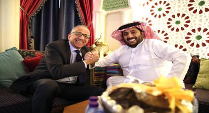 غضب مغربي من دعم السعودية لملف ترشح الولايات المتحدة الامريكية لمونديال 2026