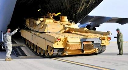 """المغرب يقتني 132 دبابة أمريكية من طراز """"أبرامز"""" وهذا تاريخ استلامها"""