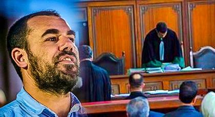 الزفزافي خلال جلسة استنطاقه: خطابات الملك صك براءة لمعتقلي الحراك وهذا ما قاله عن الفرقة الوطنية