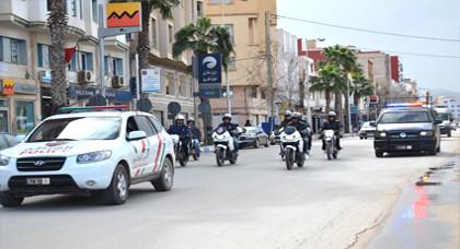 القاء القبض على 19 ألف شخص في الناظور و مدن الشرق خلال الأشهر الثلاثة الأخيرة