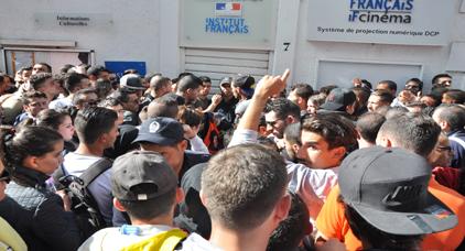 تقرير: المغاربة يتصدرون نسبة الطلبة الأجانب في فرنسا